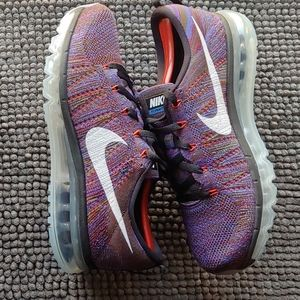 New men's Nike Air Max Flyknit